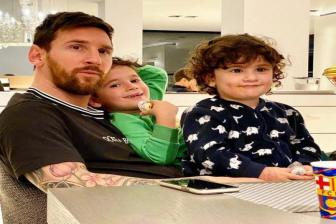 Messi donates half a million euros to hospitals in Argentina