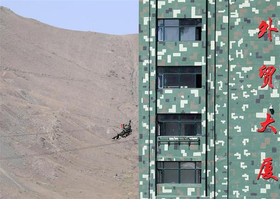 China, Kyrgyzstan conclude joint counter-terrorism drill